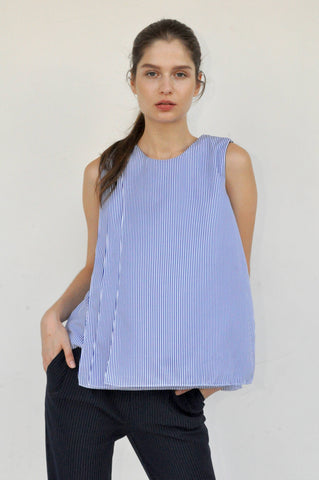 SASHA Layered Sleeveless Top