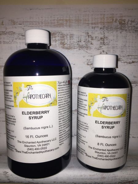 Richmond, Va LOCAL Pickup/ Delivery   Elderberry Syrup (Sambucol Black Elderberry) made with organic herbs