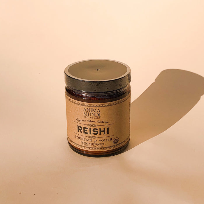 Anima Mundi Reishi Mushroom Powder-Immune Protection