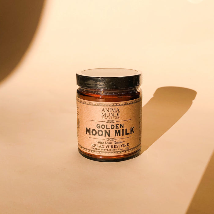 Anima Mundi Golden Moon Milk