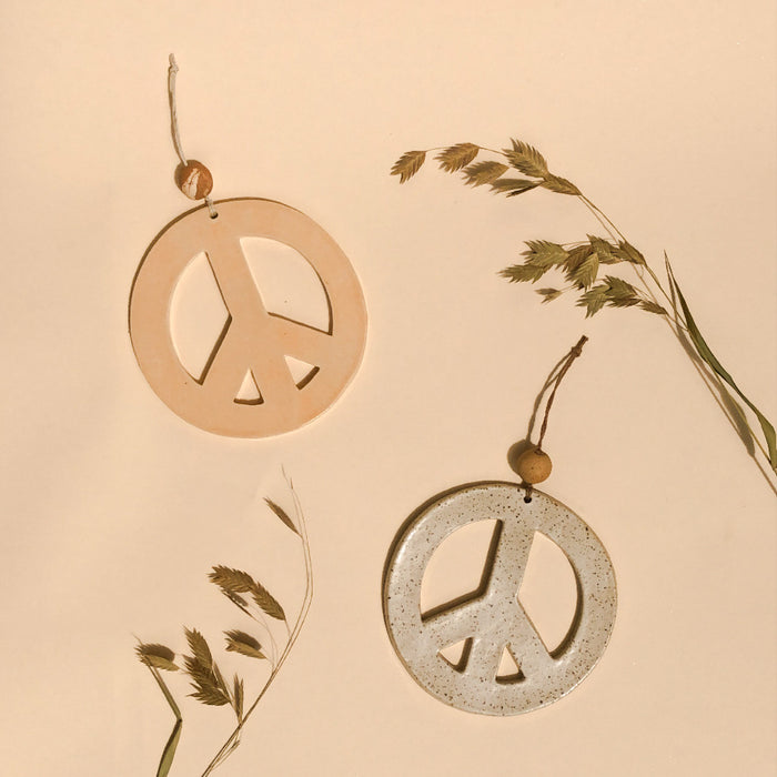 Peace Sign Wall Hangings