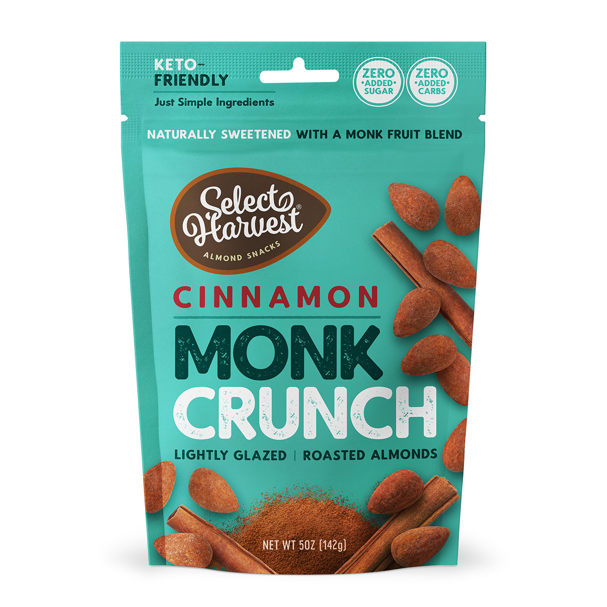 Cinnamon Monk Crunch