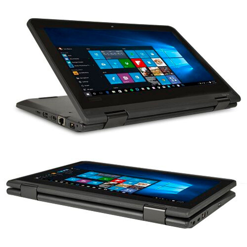 "Notebook ThinkPad Yoga 11e Touchscreen Quad-Core 1.1GHz 4GB 128GB SSD 11.6"" - Reacondicionado"