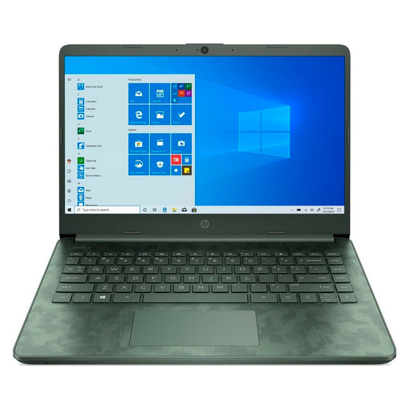 "Notebook HP 14"" Intel Core-i5-1035G1  8GB RAM, 256GB SSD - Reacondicionado"