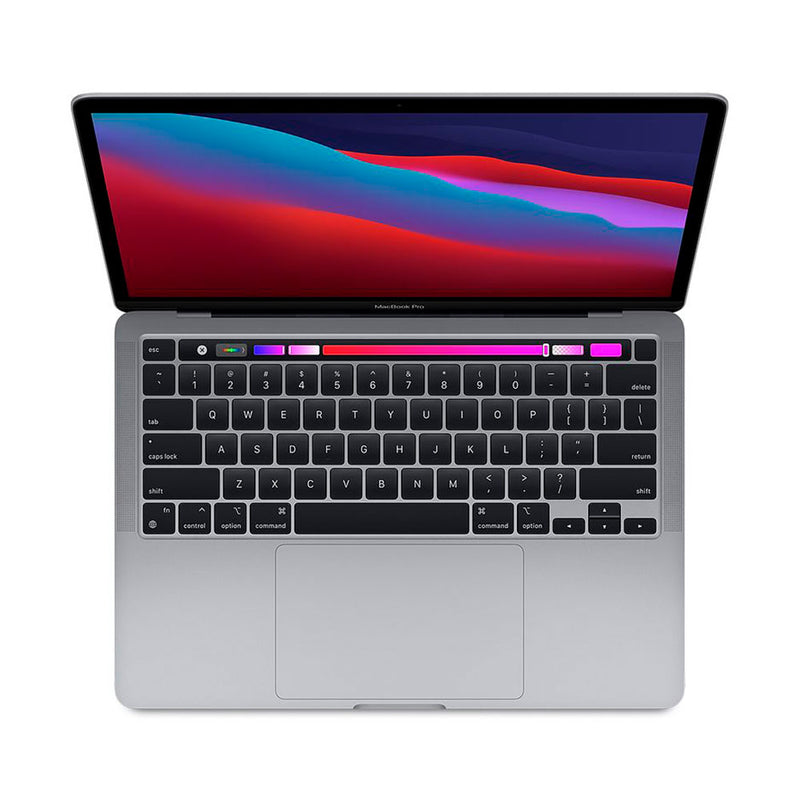 "Macbook Pro Retina 13.3"" Touch Bar M1 8-Core CPU 8-Core GPU Space Gray"
