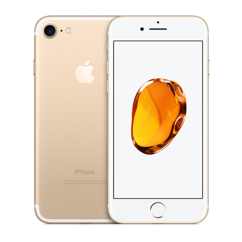 iPhone 7 128GB Gold - Liberado - Reacondicionado
