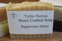 Peppermint Sticks Soap