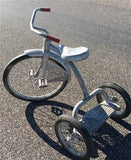 Vintage Mid Century AMF Junior Tricycle, Trike, Bicycle, Rustic Decor, Bike A3