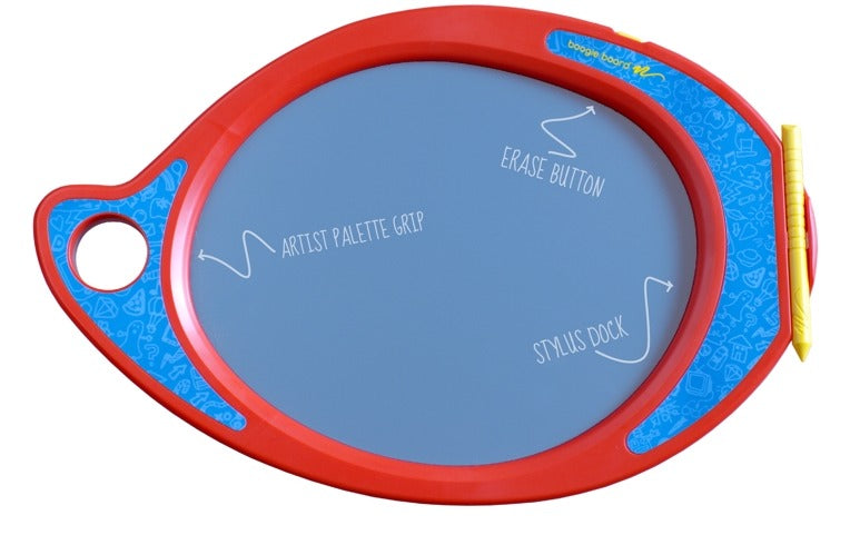 Boogie Board: Play & Trace LCD eWriter - Red