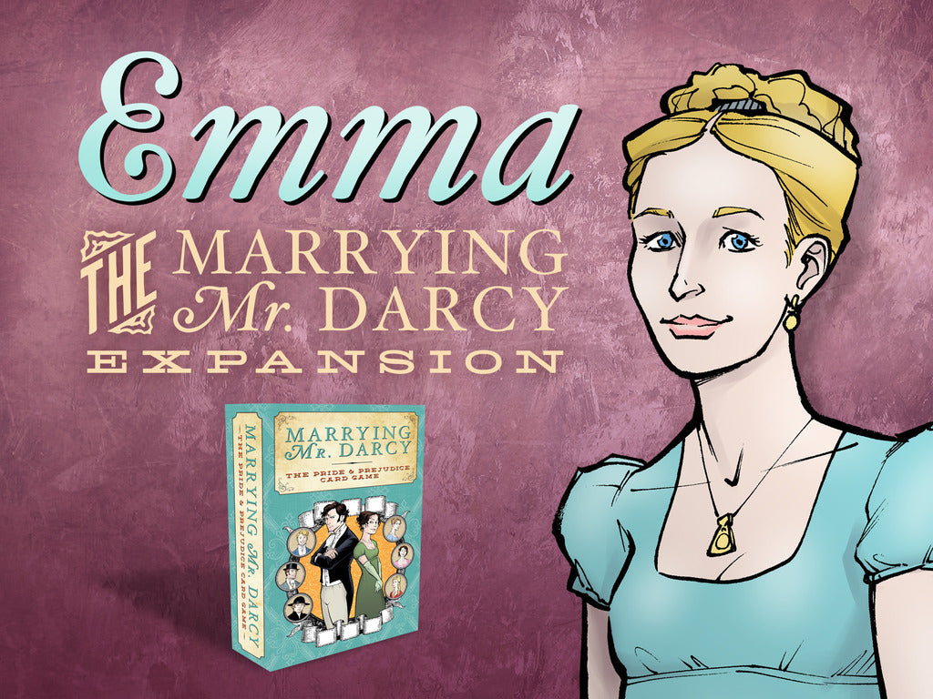 Marrying Mr Darcy: Emma - Expansion Set