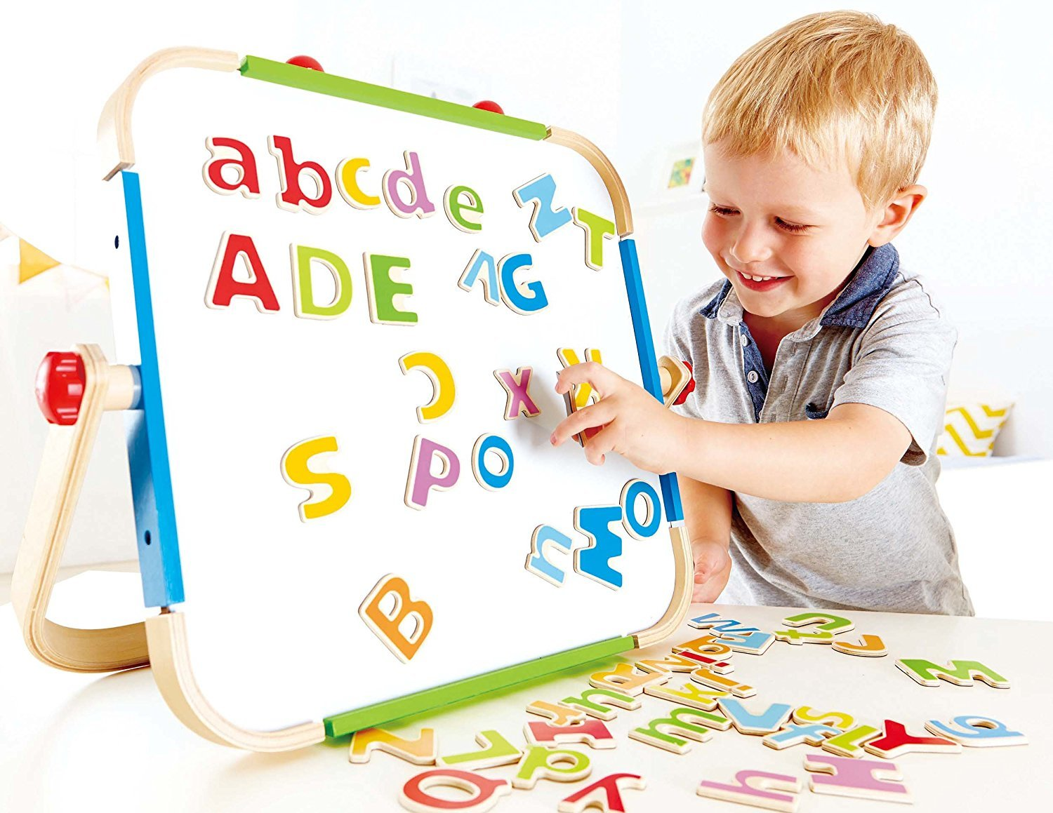 Hape: ABC Magnetic Letters