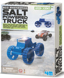 4M: Green Science Salt Powered Truck Kit