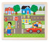 Melissa & Doug - Magnetic Matching Picture Game