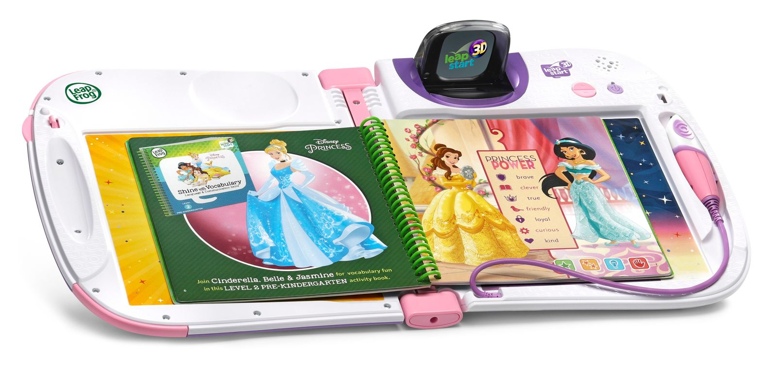 LeapFrog: LeapStart 3D (Pink) - Interactive Learning System