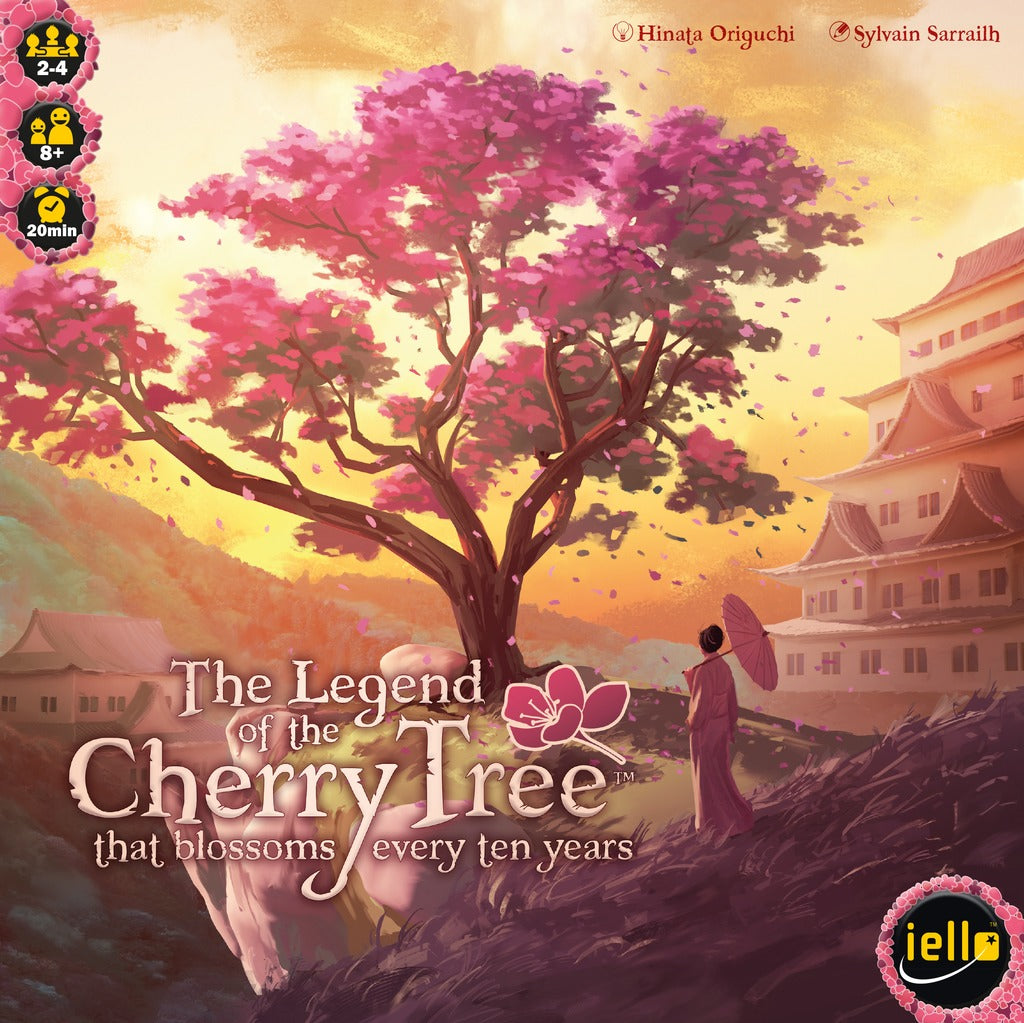 Legend of the Cherry Tree - Board Game
