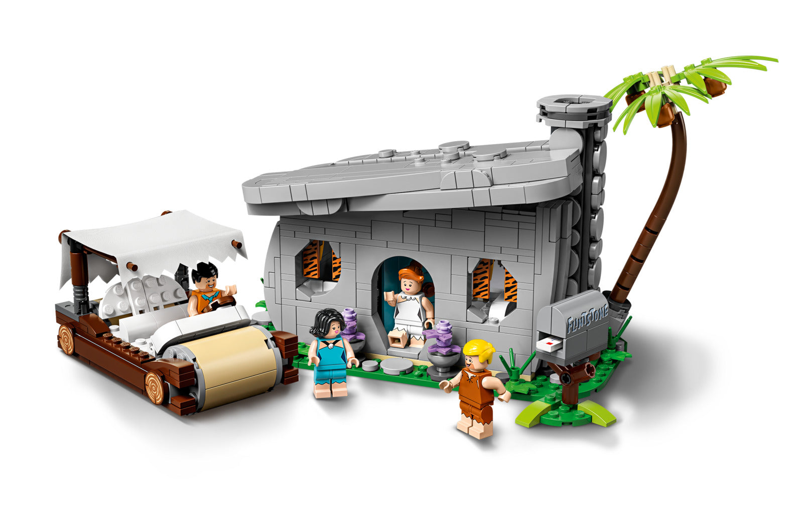 LEGO Ideas: The Flintstones (21316)
