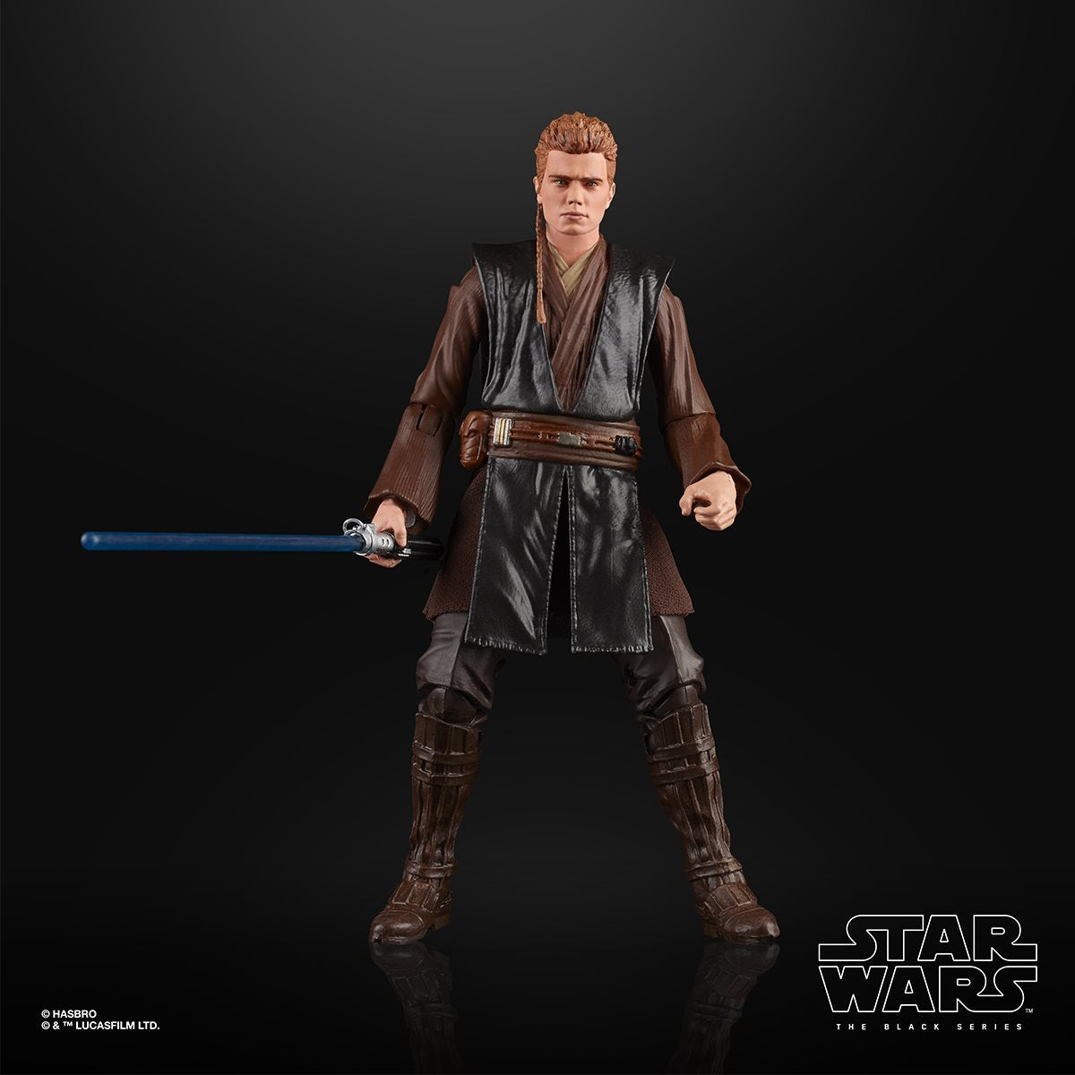"Star Wars The Black Series: Anakin Skywalker (Padawan) - 6"" Action Figure"