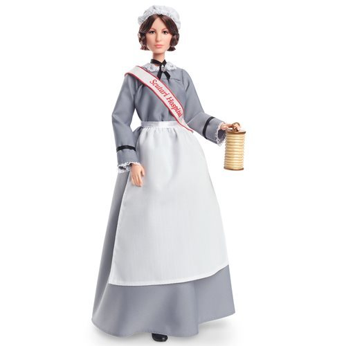 Barbie: Inspiring Women Series - Florence Nightingale Doll