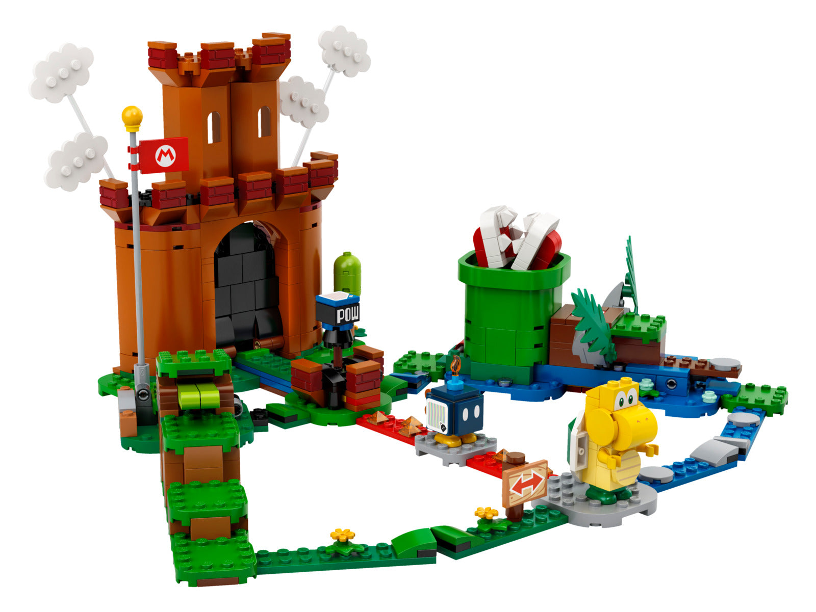 LEGO Super Mario: Guarded Fortress - Expansion Set (71362)