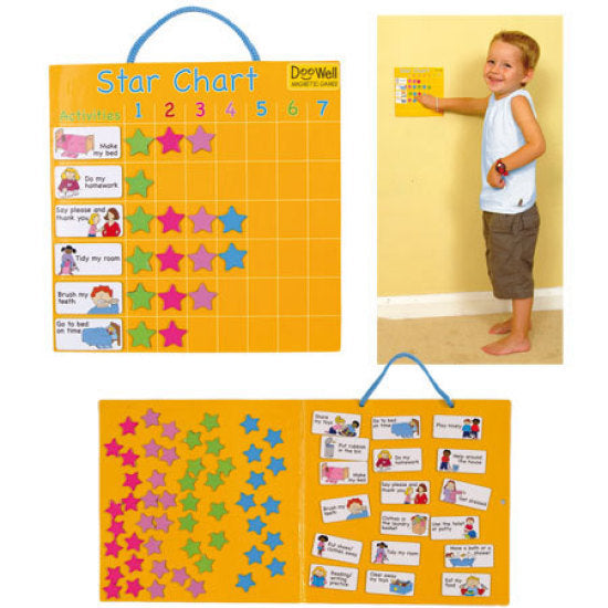 Fiesta Crafts: Magnetic Star Chart