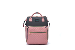 Premium Oxford Diaper Bag With Bed