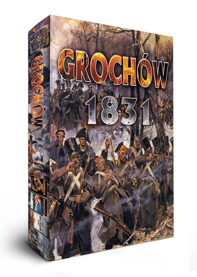 Strategic Wargame Grochow 1831