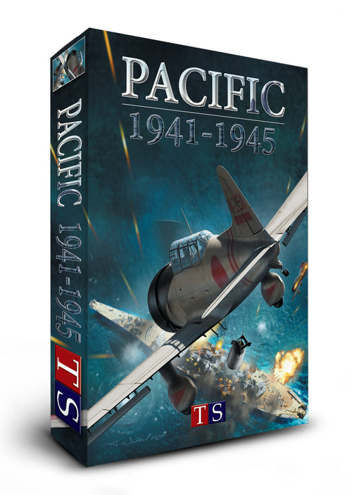 Pacific war game 1941 - 1941
