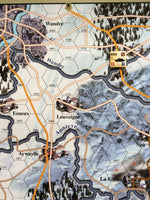 Ardennes map