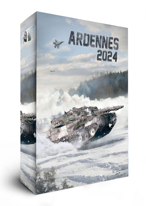 Ardennes 2024 battle game