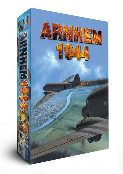Strategic Wargame Arnhem 1944