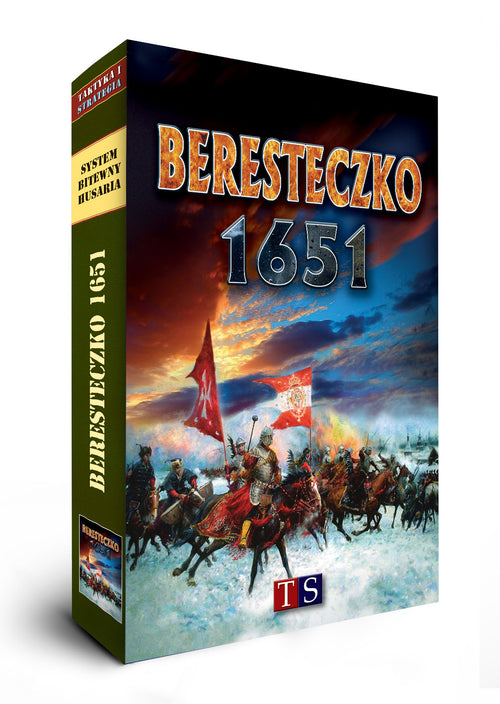 Strategic Wargame Berestechko 1651