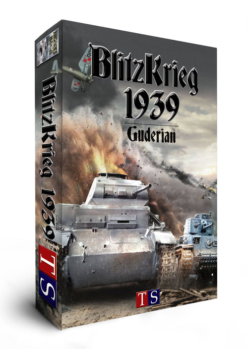 Blitzkrieg 1939 strategic wargame