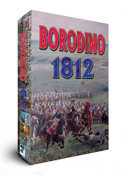 Strategic Wargame Borodino 1812