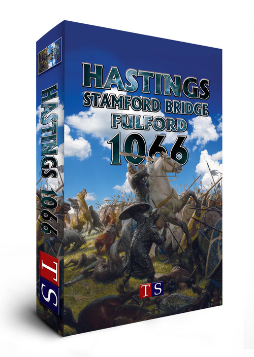 Hasting, Stamford BRidge, Fulford 1066