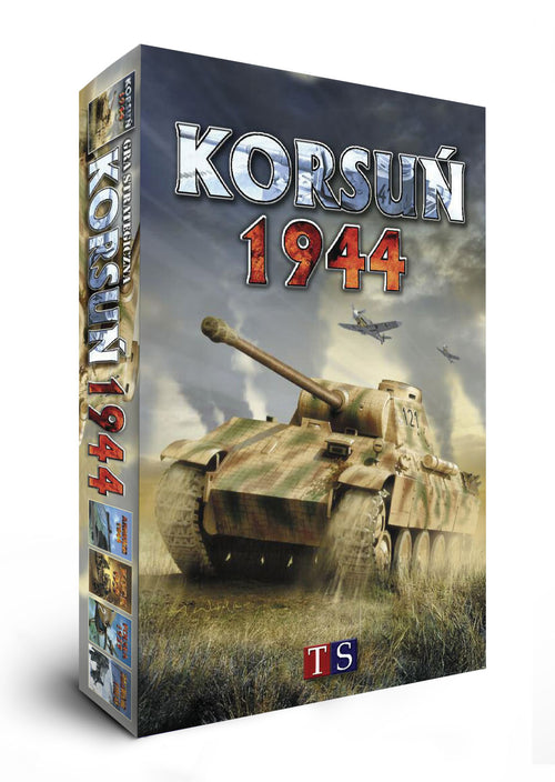 Battle of Korsun 1944 Strategic Wargame