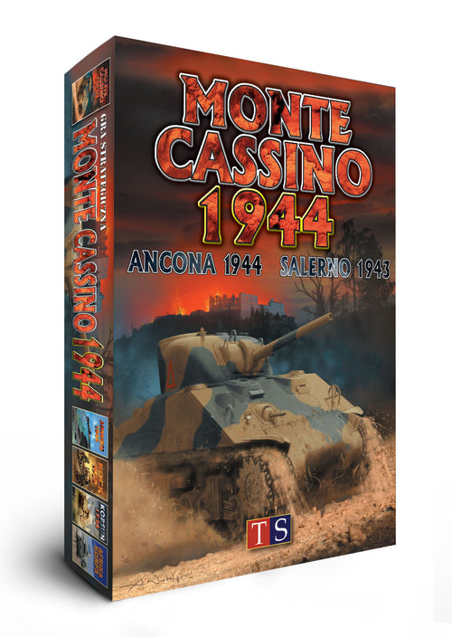 Monte Cassino Battle
