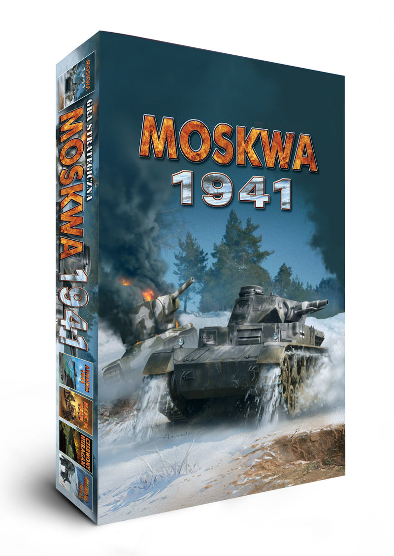 Moscow 1941 Battle