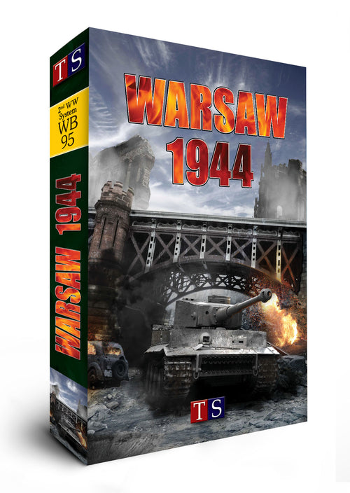 Warsaw 1944 Battle game
