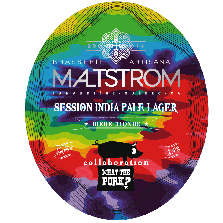 Session India Pale Lager (Collab)