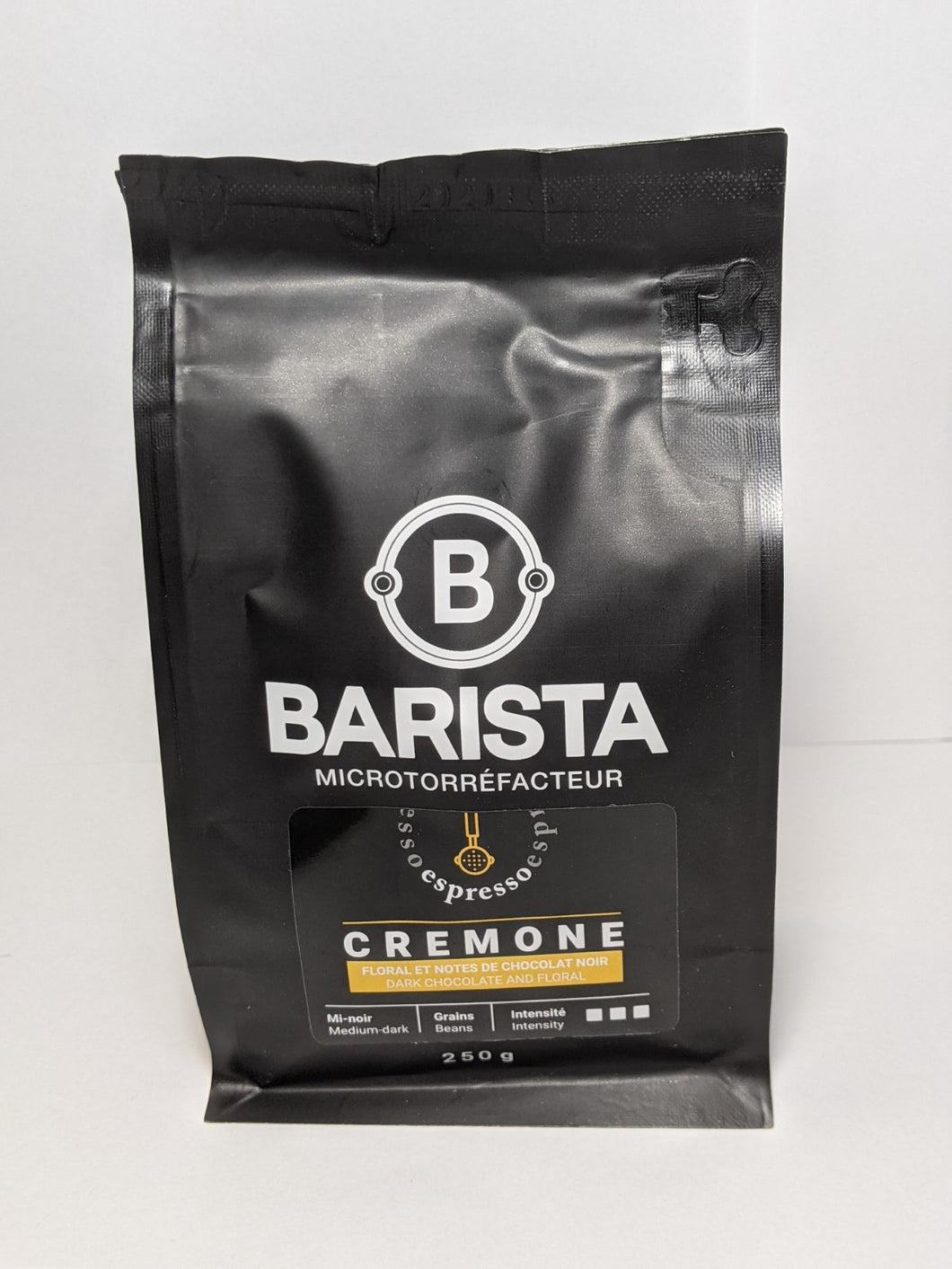 Barista - Cremone - Grains