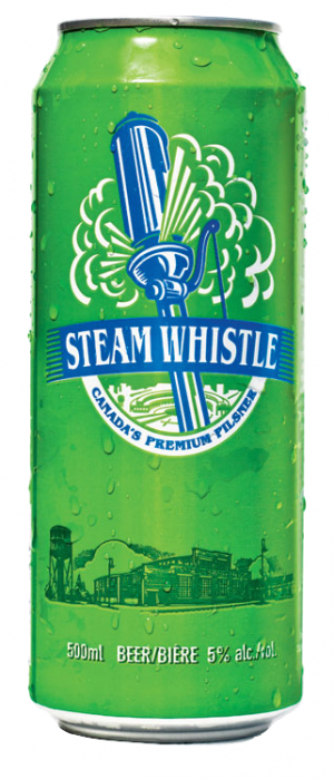 Steam Whistle Canadian Pilsner (4 Pack)