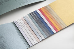 Sirio Pearlescent Card and Paper Swatch