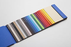 Sirio Color Card and Paper Swatch