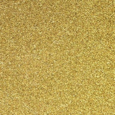 Gold Glitter Card 225gsm Non Drop Non Shed Glitter