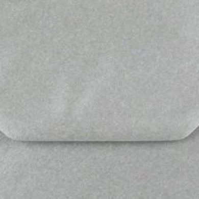 DL Metallic Silver Gummed Envelopes 100gsm