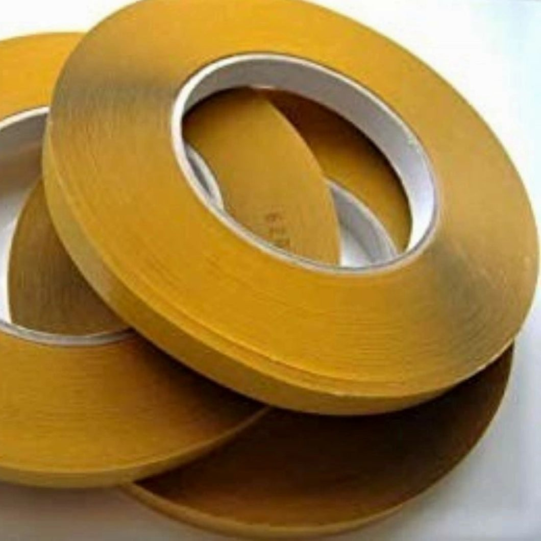 Hi Tac Double Sided Tape Easy Fingerlift 50 Metre Reel