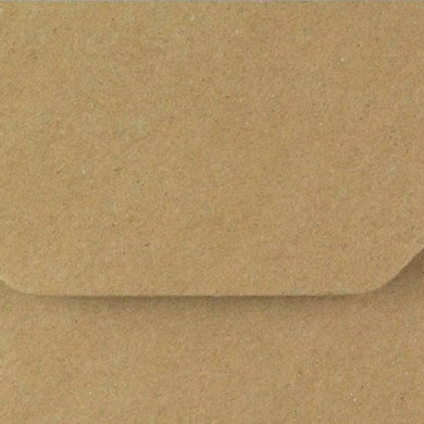 DL ECO Kraft Envelopes Recycled Fleck Gummed 110gsm