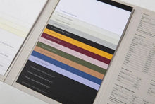 Load image into Gallery viewer, Tinteretto Ceylon Cumino 250gsm Uncoated Felt Marked Grey Coloured Card