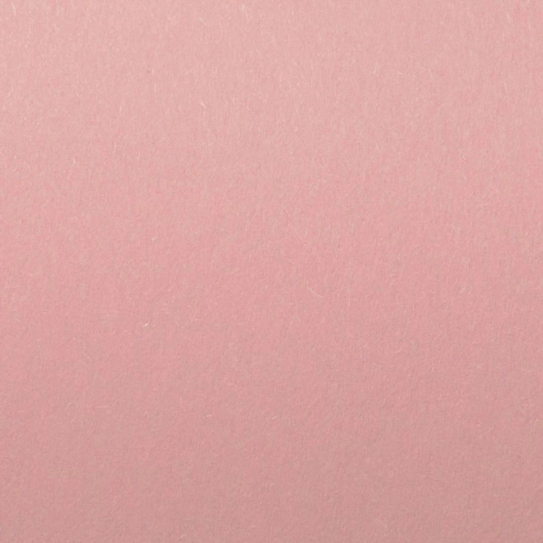 Woodstock Cipria 285gsm Smooth Dusky Pink Coloured Premium Card