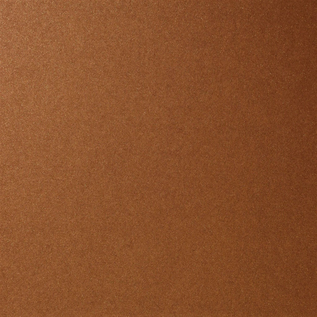 Fabriano Cocktail Cuba Libre 290gsm Pearlescent Brown Coloured Card